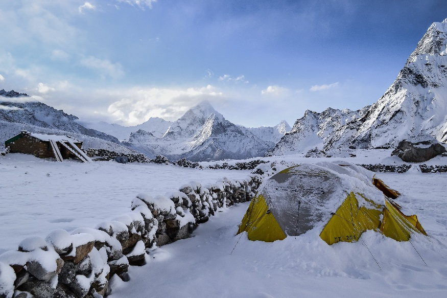 Our Top Picks for Winter Camping Gear