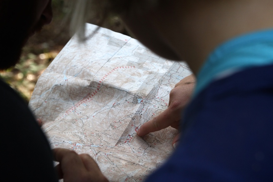 What To Do If You Get Lost Hiking